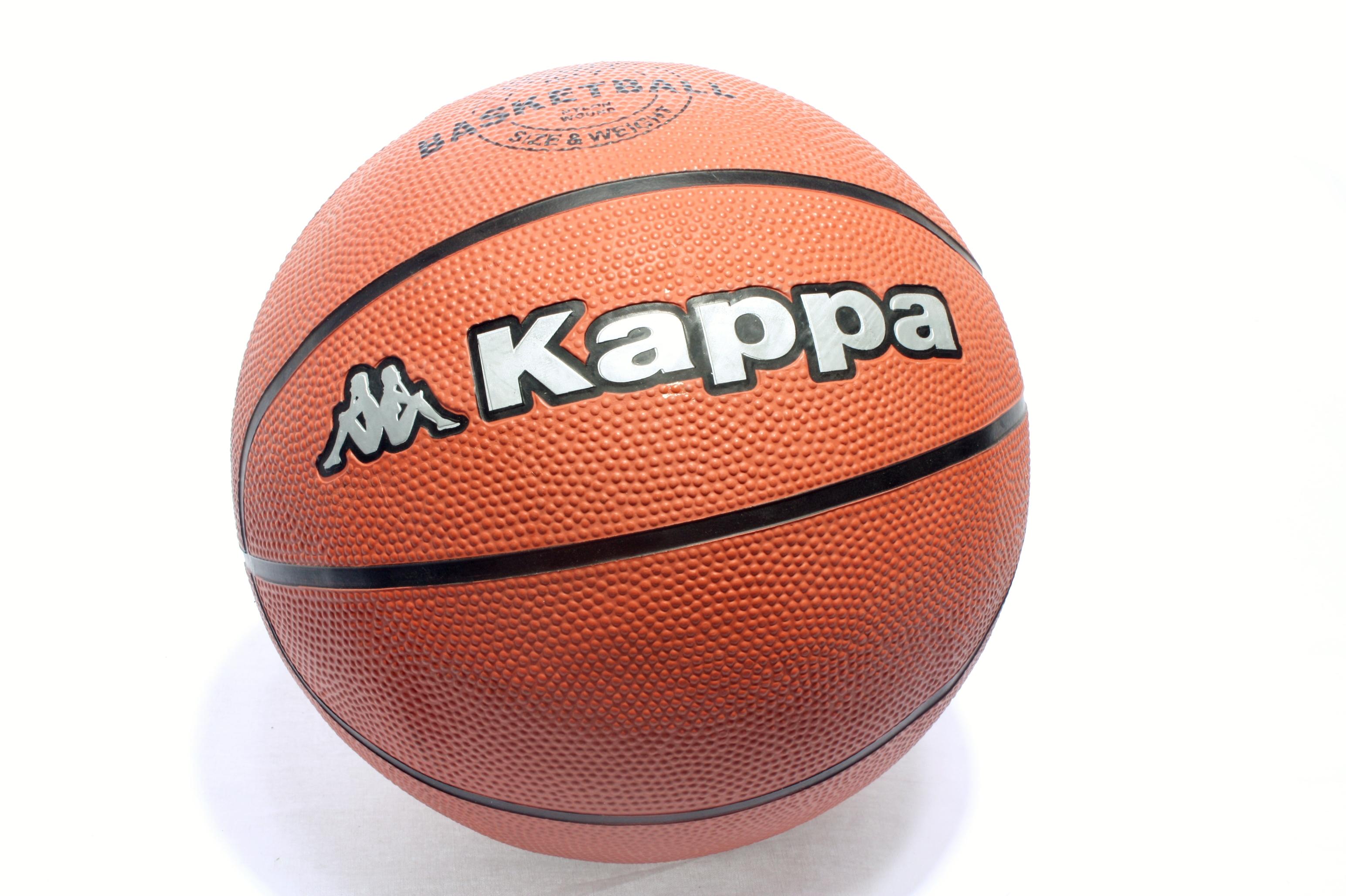 kappa basketball gr 7 ballpumpe spielball nba ball pumpe bbl trainingsball ebay. Black Bedroom Furniture Sets. Home Design Ideas
