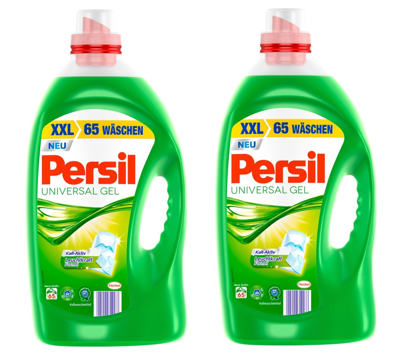 persil universal fl ssigwaschmittel 2x 65 wl waschmittel fl ssig gel waschpulver ebay. Black Bedroom Furniture Sets. Home Design Ideas