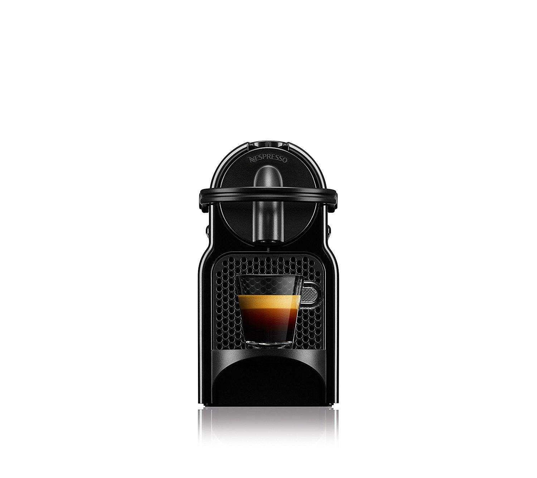 delonghi inissia nespresso schwarz kaffeepadmaschine. Black Bedroom Furniture Sets. Home Design Ideas